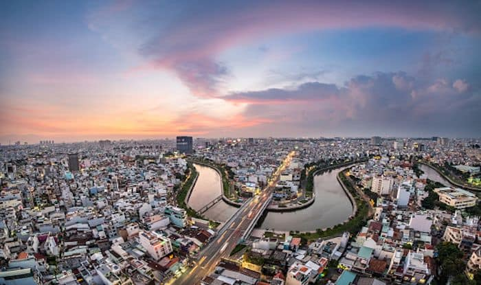 Ho Chi Mihn, Vietnam