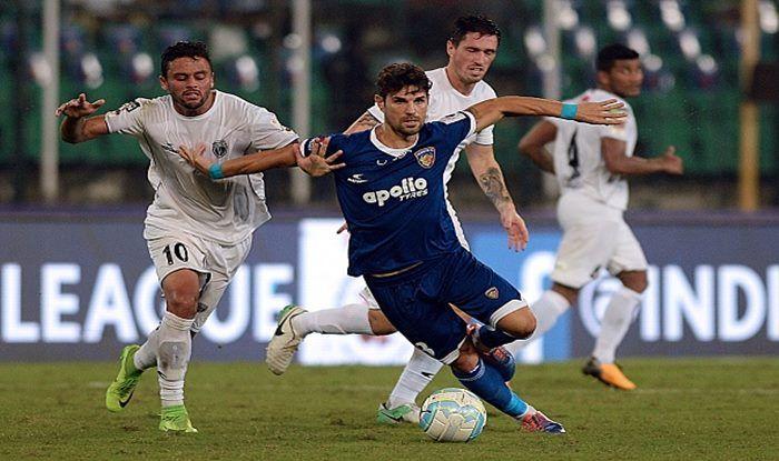 Indian Super League 2018-19: Chennaiyin FC Eye First Win of Season Against NorthEast United FC