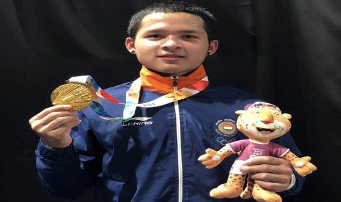 Weightlifter Jeremy Lalrinnunga Clinches India's First Gold at 2018 Youth Olympic Games | WATCH VIDEO