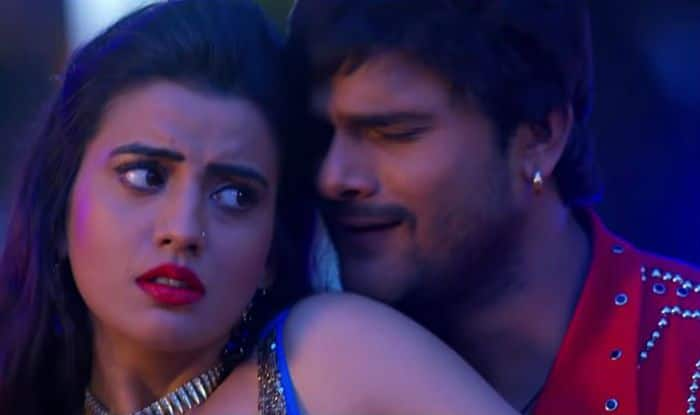 Bhojpuri Hot Jodi Khesari Lal Yadav And Akshara Singh's Song Dhoka Deti Hai Featuring Their Sizzling Chemistry Takes Internet by Storm; Clocks Over 7 Million Views – Watch Video