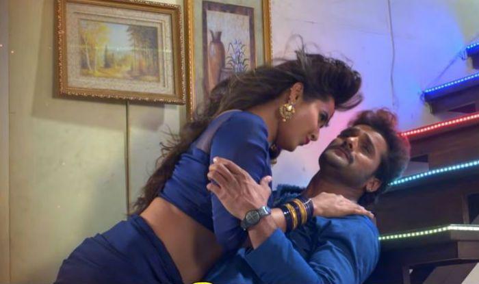 Bhojpuri Hot Couple Khesari Lal Yadav And Kajal Raghwani's Song Aahoo Eh Oriya From Naagdev Featuring Their Sizzling Chemistry Goes Viral; Clocks Over 3 Million Views – Watch