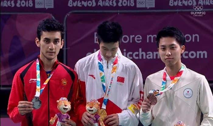 Youth Olympic Games 2018: Shuttler Lakshya Sen Settles For Silver, Takes India's Medals Tally to Seven in Youth Olympics