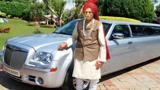 MDH Owner Mahashay Dharampal Gulati Death News a Rumour
