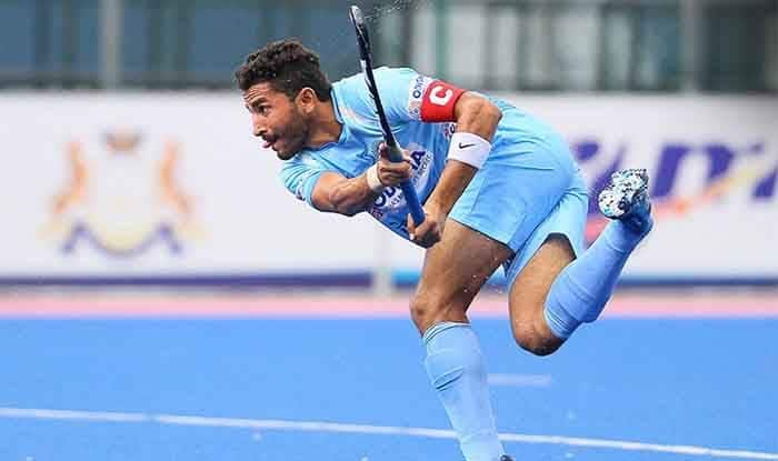 Manpreet Singh_Hockey India
