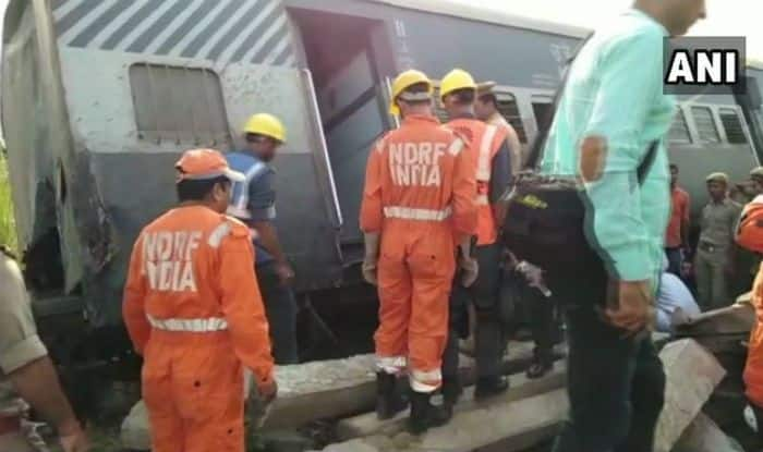 New Farakka Express Derailment: Two Railway Officials Suspended