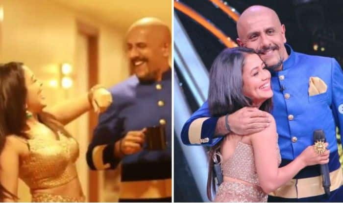 Neha Kakkar And Vishal Dadlani Groove to Nikle Currant on The Sets of Indian Idol 10 And It's a Must Watch