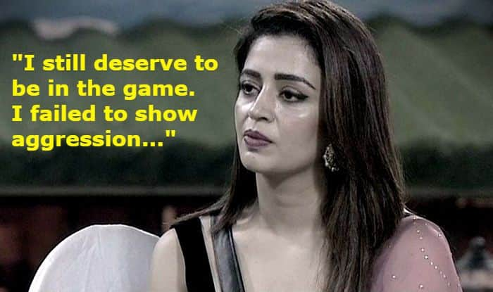 Nehha Pendse Angry With Sreesanth After Being Evicted From Bigg Boss 12, Says She Would Like to See Real Dipika Kakar