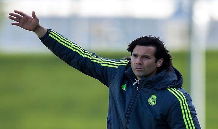New Real Madrid coach_Picture credits twitter