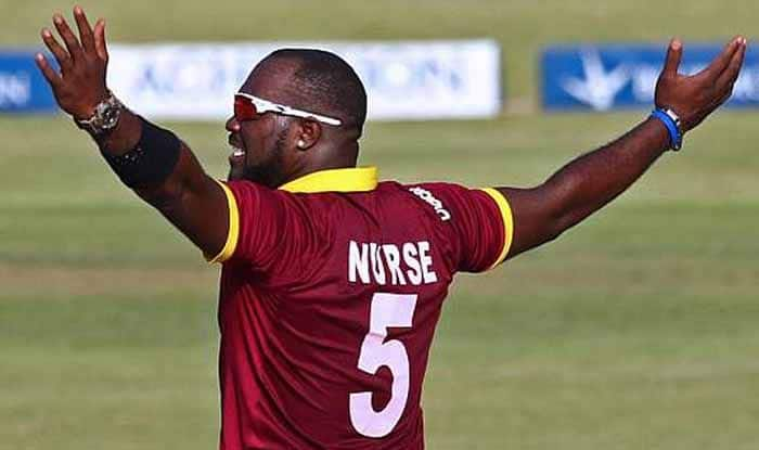 Ashley Nurse west indies cricketer