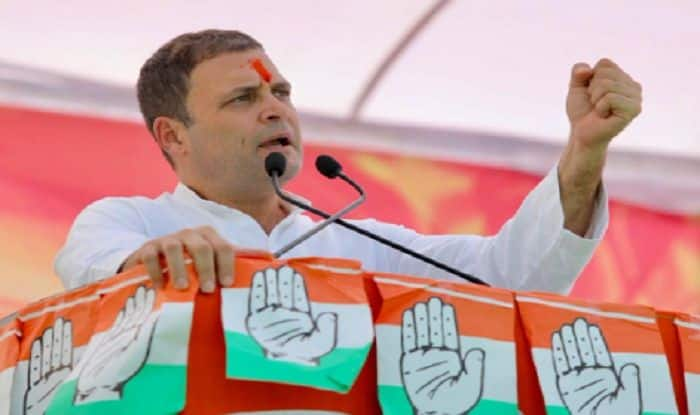 Madhya Pradesh Assembly Elections: Rahul Gandhi Accuses PM Modi of Shielding Rape Accused MLA; Says, Beti Padhao Aur Beti ko BJP ke MLA se Bachao
