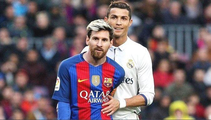 Ronaldo Messi_Picture credits-twitter