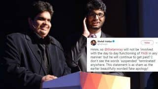 AIB Asks Tanmay Bhat to Step Down Over Utsav Chakraborty's Sexual Misconduct; Twitterati Reacts