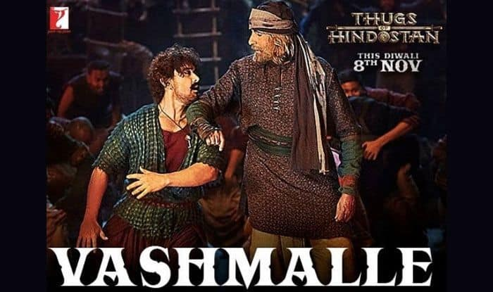 Thugs of Hindostan Song Vashmalle: Amitabh Bachchan And Aamir Khan's Dance is Infectious; Watch Video