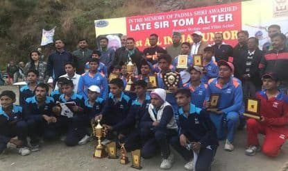 ASF Delhi Triumphs Inaugural Tom Alter Memorial All-India U-15 Cricket Tournament in Mussoorie