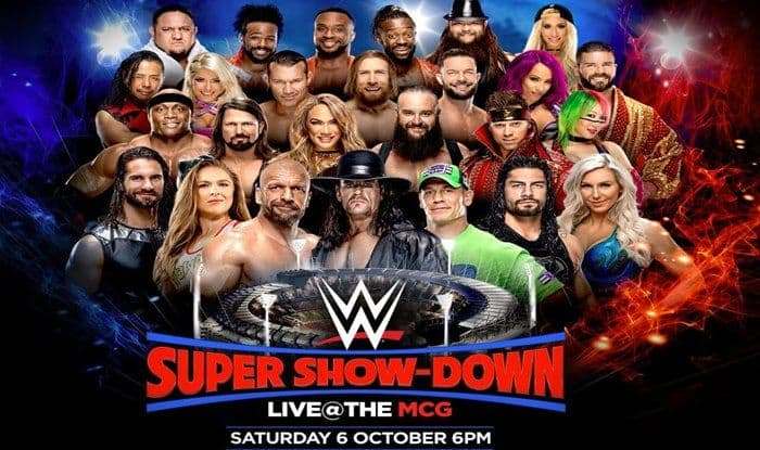 WWE Super Show Down_Picture Credits-WWE Official-Twitter