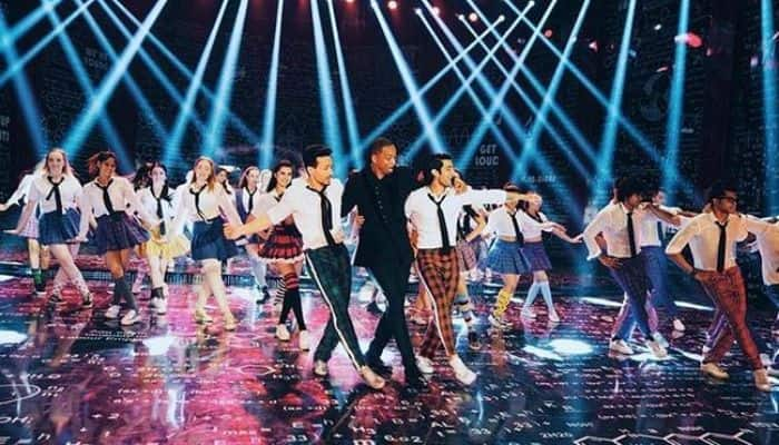 Will Smith in Student of The Year 2: Actor Aditya Seal Reveals Details About The Hollywood Star Dancing to a Song in The Tiger Shroff Film