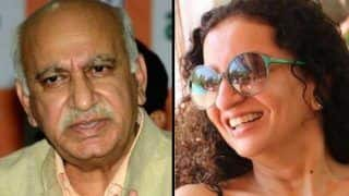 #MeToo: Akbar Files Defamation Case Against Priya Ramani, Scribe Says Ready to Fight; Cong Seeks PM's Stand