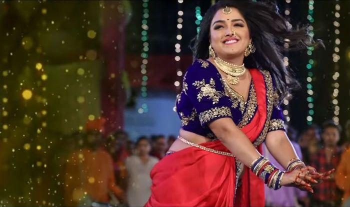 Bhojpuri Actress Amrapali Dubey's Sexy Belly Dance in Chicken Biryani Champa Ki Jawani Goes Viral, Garners 6 Lakh Views on YouTube- Watch