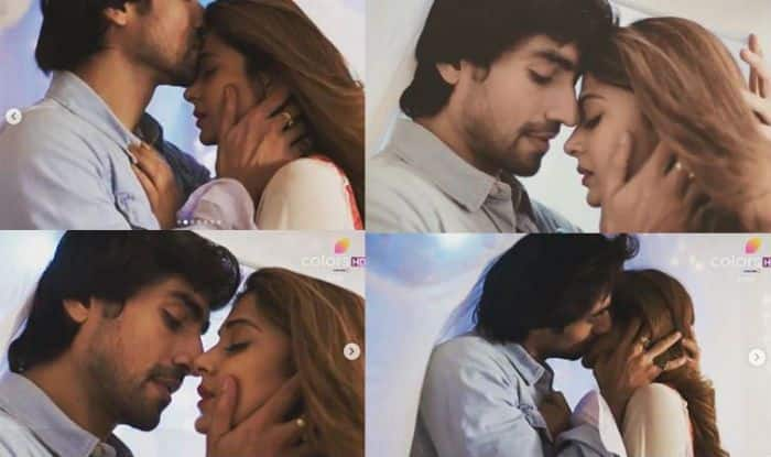 Bepannaah: Video of Jennifer Winget Aka Zoya And Harshad Chopda Aka Aditya Kissing Each Other is too Hot to Handle- Watch