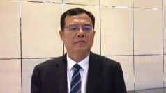 India Not Joining China's OBOR Didn't Affect Bilateral Relations: Shaangu President