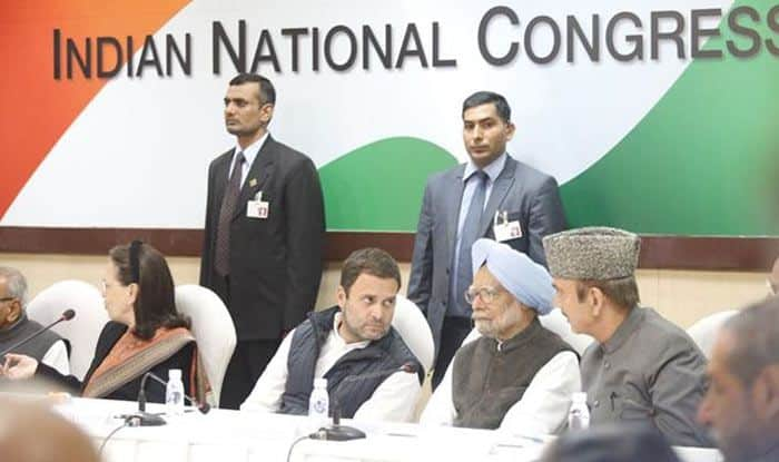 Congress to Hold CWC Meet at 11 AM to Give Final Shape to Manifesto For Lok Sabha Elections 2019