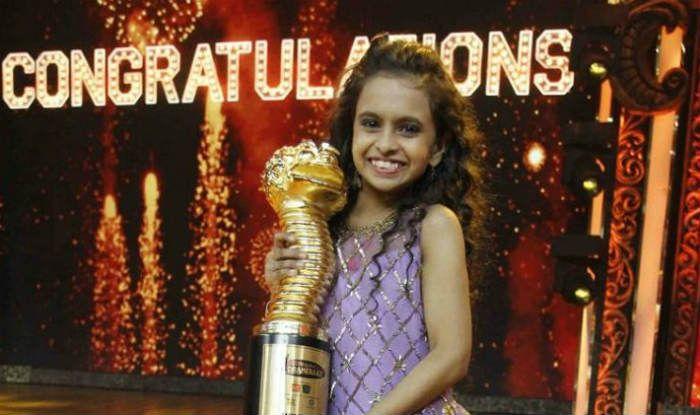 India's Best Dramebaaz 3: Winner Dipali Borkar Says Madhuri Dixit, Shah Rukh Khan Are My Role Models
