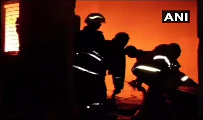 Fire Breaks Out at Plastic Factory in Narela, no Casualties Reported