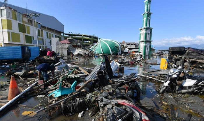Indonesia Earthquake And Tsunami Death Toll Reaches 1,407