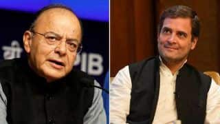 'Dynasts Can't Rewrite Court Orders in Democracy,' Says Jaitley on SC Asking Rahul to Explain Rafale Remark