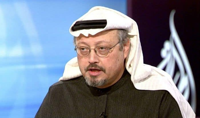 Jamal Khashoggi (File Photo)
