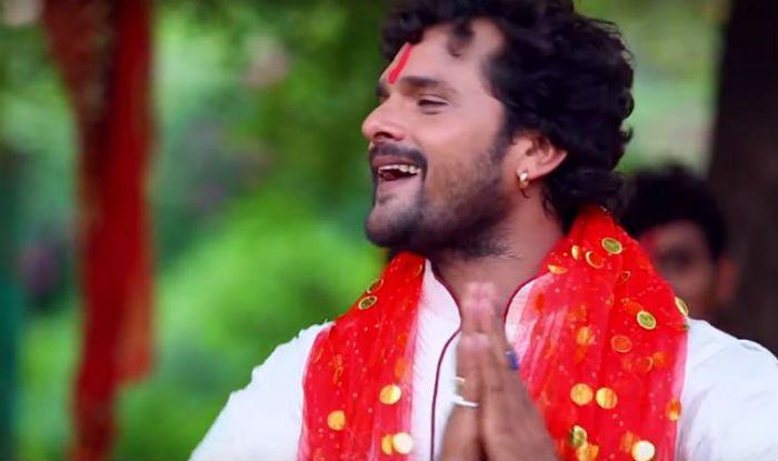 Bhojpuri Superstar Khesari Lal Yadav's Navratri Song Nimiya Ke Chhanw Me is Going Viral—Watch