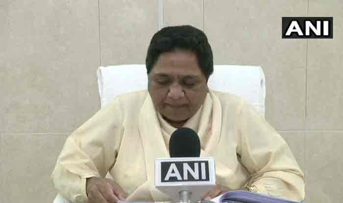 UP: BJP MLA Surendra Singh Supports Lawmaker Sadhana Singh's Controversial Comment on Mayawati, Says Will Protest if Case Was Filed