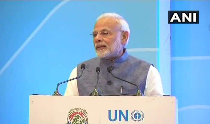 PM Modi Gets UN's 'Champions of The Earth Award', Says Indians Committed to Save Environment