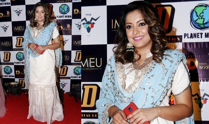 Tanushree Dutta Slams Haters Who Trolled Her For Attending a Dandiya Event After Accusing Nana Patekar of Sexual Misconduct