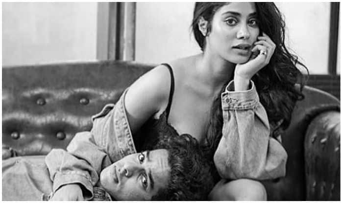 Ishaan Khatter Shares a Monochrome Throwback Picture With His Dhadak Co-Star Janhvi Kapoor – See Pic