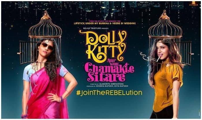 Dolly Kitty Aur Woh Chamakte Sitare First Poster Out: Bhumi Padnekar And Konkana Sen Sharma All Set to Start The 'REBELution' in Ekta Kapoor And Alankrita Shrivastava's Next