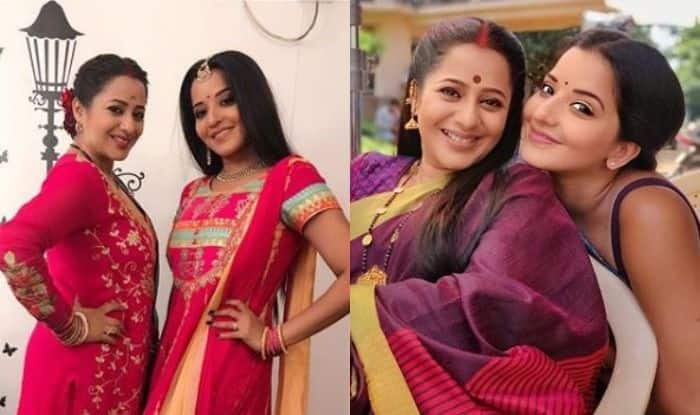 Bhojpuri Actress And Nazar Fame Monalisa Spends Time With Her on Screen Rival, See Pics