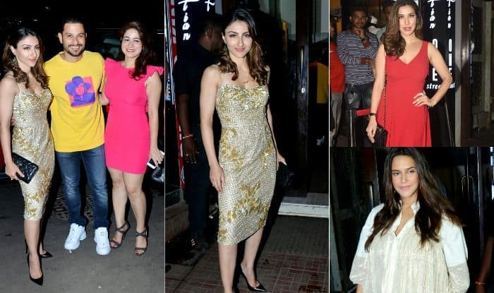Soha Ali Khan Birthday Party Pics: Kunal Kemmu, Karan Johar, Neha Dhupia And Others Have a Ball