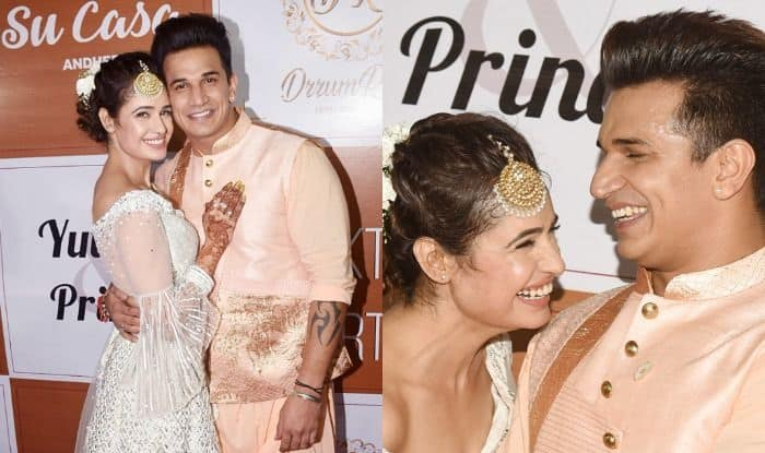 Prince Narula And Yuvika Chaudhary Sangeet Ceremony: Priyank Sharma, Rochelle Rao And Other Celebs Dance Their Hearts Out
