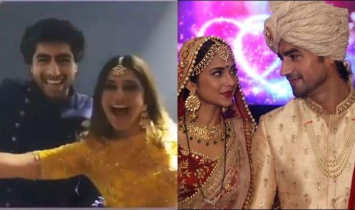 Bepannaah Actors Jennifer Winget And Harshad Chopda Creating Their Own 'Phata Poster Nikla Hero' Moment is Too Filmy, Watch