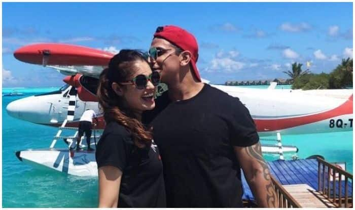 Prince Narula – Yuvika Chaudhary Honeymoon Pictures: The Newly Married Couple is Having Fun in Maldives