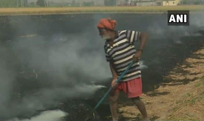 Air Pollution Case: 'You Have Miserably Failed,' Says SC as it Raps Centre, States Over Stubble-Burning