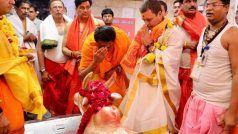 जानिए, तीन राज्यों में राहुल गांधी के मंदिर दर्शन का कांग्रेस को कितना फायदा मिला?