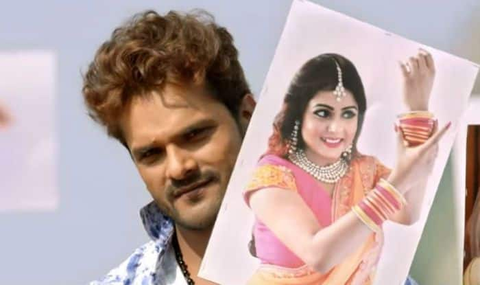 Bhojpuri Hot Couple Khesari Lal Yadav-Priyanka Singh's Sensuous Moves in Video Camera Wala Song Goes Viral on Youtube; Watch