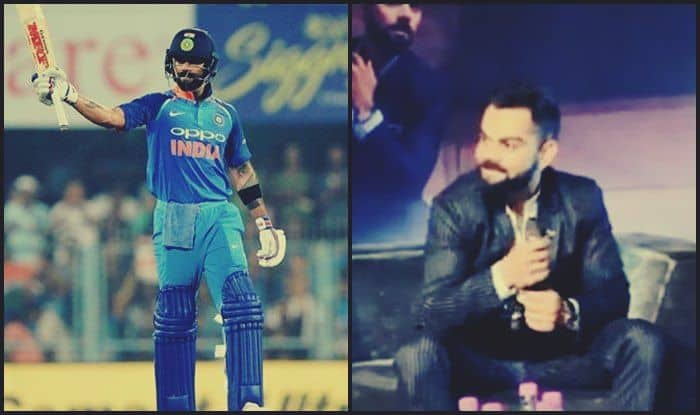 Virat Kohli Reverts Smartly After Being Asked About Criticism in The Social Media — WATCH
