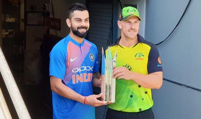 India vs Australia 1st T20I Gabba: BCCI Announces 12-Man Squad, Khaleel Ahmed, Krunal Pandya Included in the Virat Kohli-Led Team