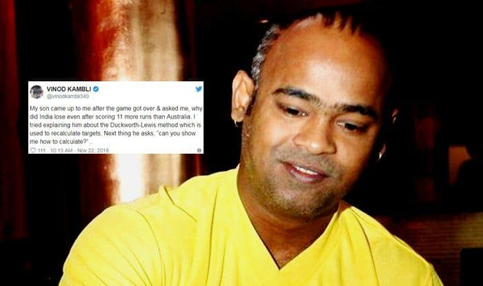 India vs Australia, Brisbane: Vinod Kambli Questions Duckworth Lewis Method After Virat Kohli's India Lose 1st T20I