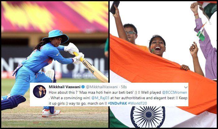 India Women vs Pakistan Women ICC Women's World T20: Mithali Raj, Poonam Yadav Power Harmanpreet Kaur-Led India to Seven Wicket Win, Twitter Explodes