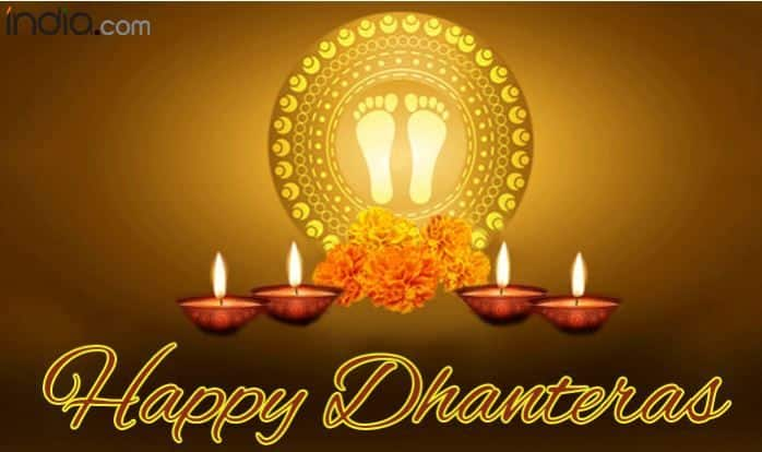 Happy Dhanteras 2020: Wishes, Quotes, Whatsapp Status, SMS, Greetings For  Your Loved Ones