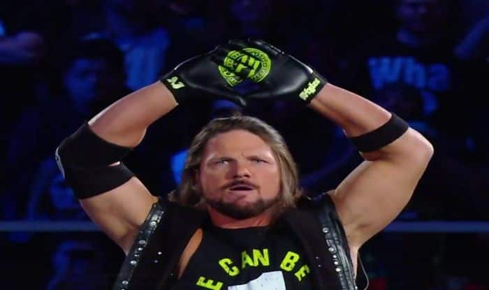 AJ Styles_Picture credits-Twitter